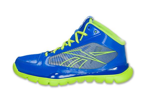 Reebok Zignano Basketball Shoes