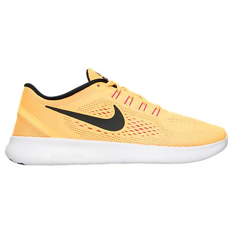 promo code c1762 d95b9 Women's Nike Free RN Running Shoes in Orange $39