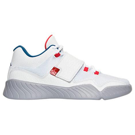 White Air Jordan J23 Training Shoes $59