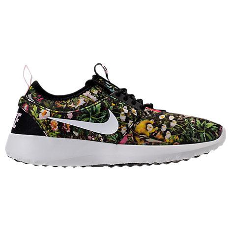 nike sneakers floral