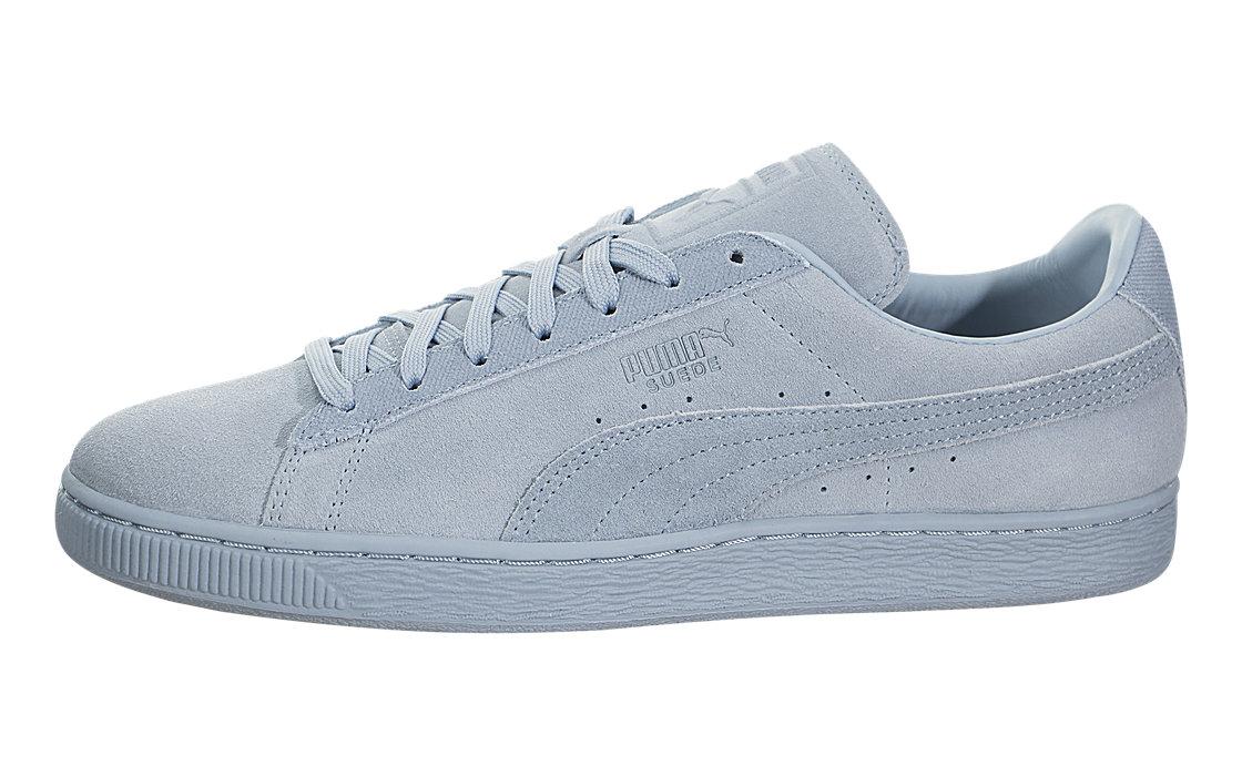 low priced 8633f 8fcbb Men's Puma Suede Tonal Shoes $39.97
