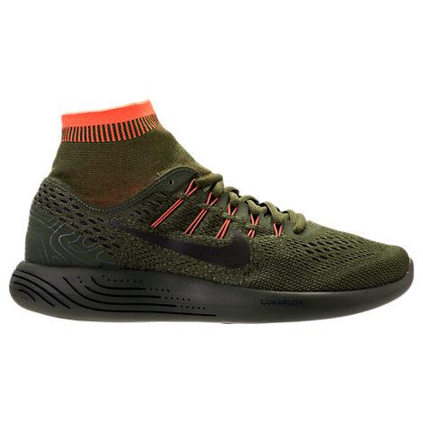 detailed look f2c3b 87d04 Men s Nike Lunarglide 8 B Side Running Shoes  52