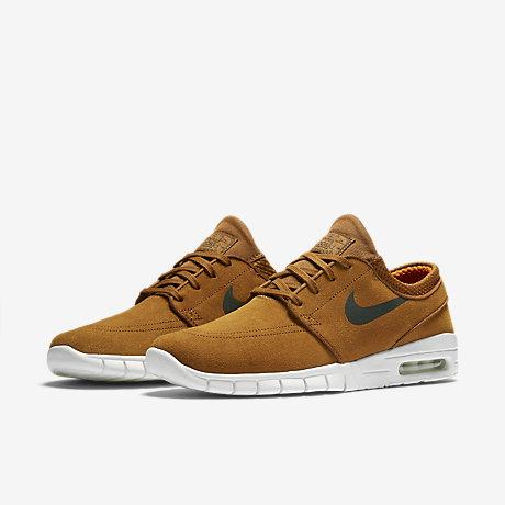 Men's Nike SB Janoski Max Hazelnut