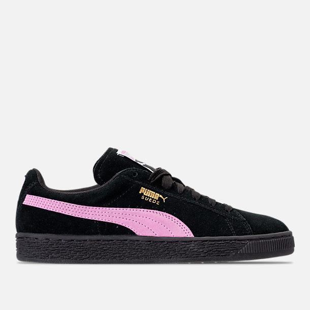 Women's Puma Suede Classic Pink